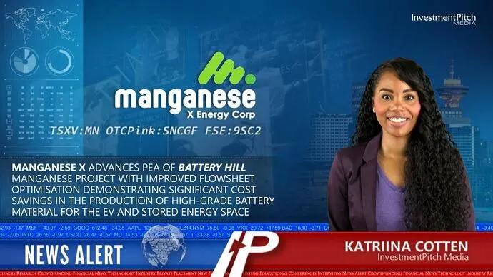 Manganese X Energy Corp.